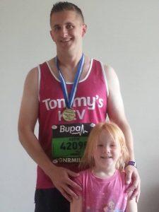Great North Run 2014 Finisher