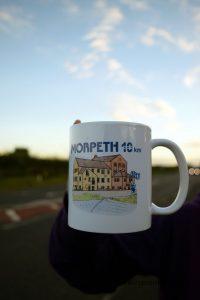 Morpeth 10K 2017 Mug